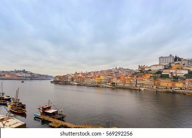 Beautiful Porto Landscape