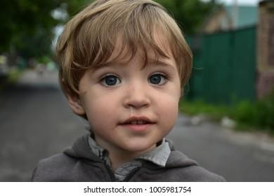 beautiful portrait of a child