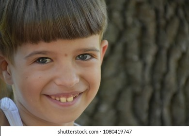 beautiful portrait of a child,