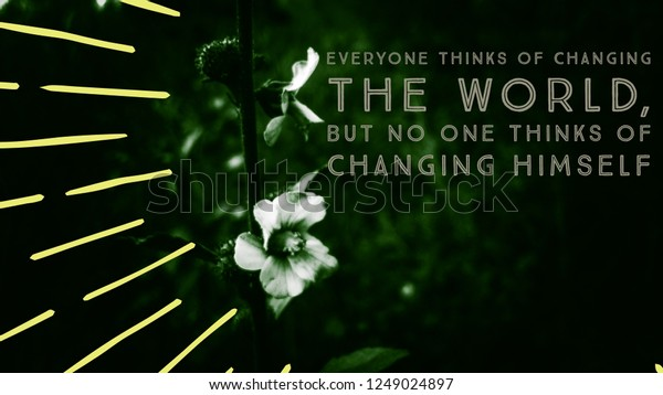 Beautiful Quotes Wallpapers Inspirational Quotes Heart Stock Photo Edit Now 1249024897