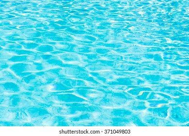 Beautiful Reflection of sun light on Pool water background