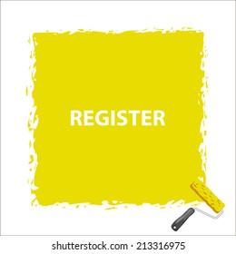 Beautiful Register web icon