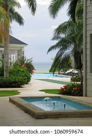 Beautiful and relaxing luxury resort Montego Bay Jamaica