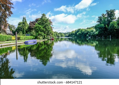 Beautiful river view, Henley-on-Thames