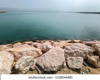 beautiful Rocky coast of nibandh harbor in Persian gulf in Huron South South he's a good place to relax and travel tourist will like it and it's a good place for tourism and travel to