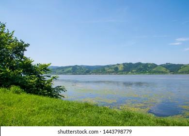 Beautiful Romania - Banat province - Danube river