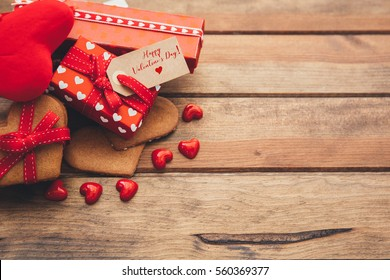 Beautiful romantic composition. St. Valentines Day background