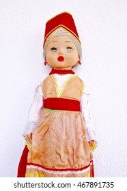 Beautiful Russian doll