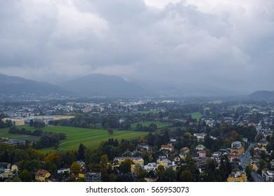Beautiful Salzburg surroundings