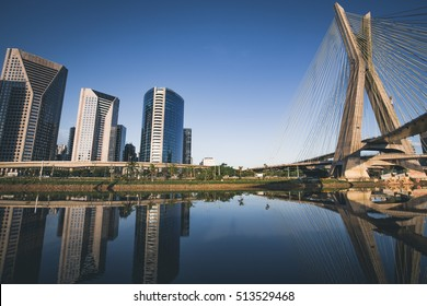 Beautiful Sao Paulo Landmark - Brazil
