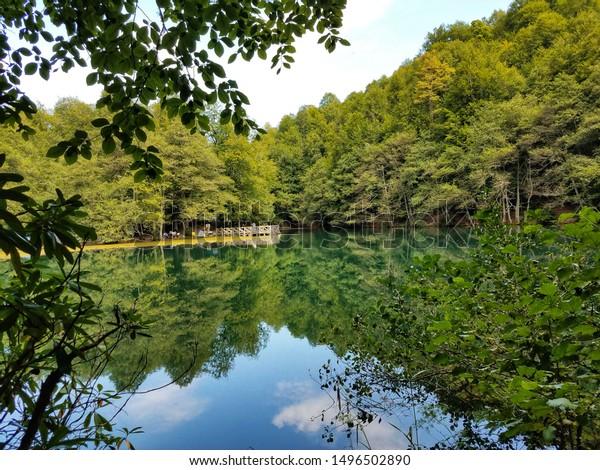 beautiful-scene-yedigoller-seven-lakes-6
