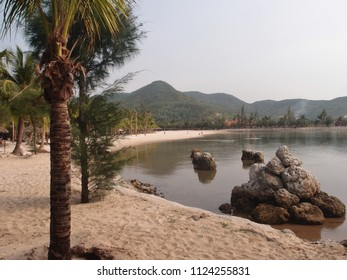 Beautiful scenery in the Khanh Hoa Province. Vietnam