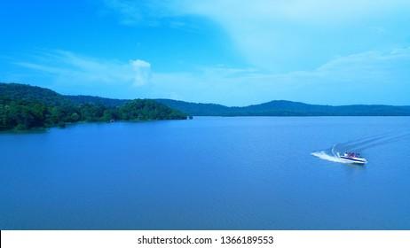 Beautiful Scenery of Laknavaram, Warangal