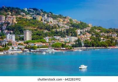 A beautiful Scenery of Montenegro