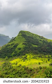Beautiful Scenic View of Harihar For, Nashik, Maharashtra - Shutterstock ID 2034231923