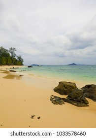 "Beautiful ""School beach"" at Koh Bulon, Thailand (island in the Adaman sea)"
