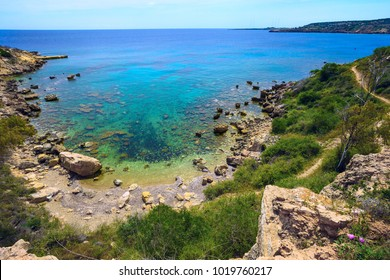 Beautiful Sea Landscape of Cyprus