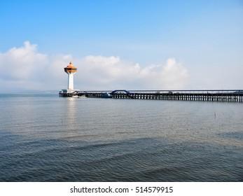 Beautiful sea in Myanmar