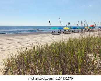 Beautiful September day in Myrtle Beach South Carolina.