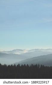 Beautiful Serenity, Wallapaper, Mountians, Morning