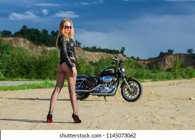 Sweet young girls choppers were visited