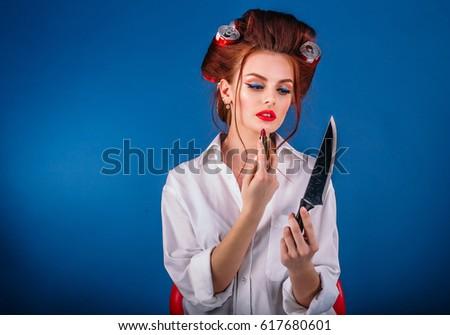 Beautiful redhead housewife photos