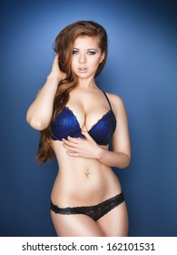 Blue Sexy Images, Stock Photos & Vectors | Shutterstock