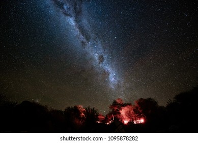 Beautiful shot of the galaxy