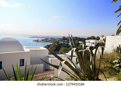 Beautiful Sidi Bou Said. Tunisia