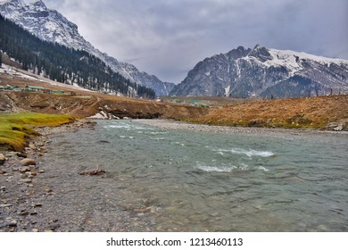 Beautiful sindhu river