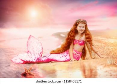 beautiful Siren Mermaid