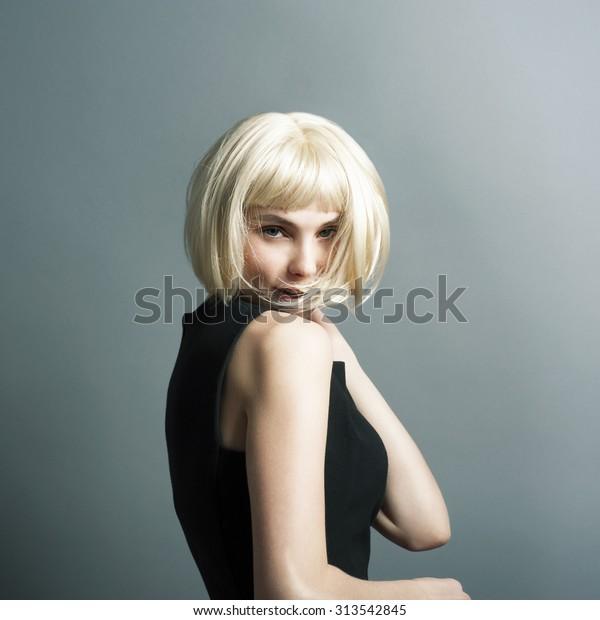 Skinny Blonde Anal Casting
