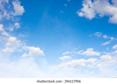 beautiful sky, abstract