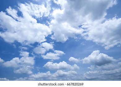 Beautiful sky with beautiful clouds