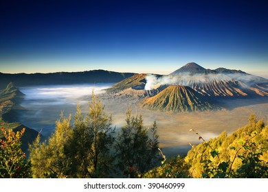 beautiful sky   location Mount Bromo East Java