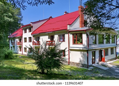 A Beautiful Small Tourist Cottage In Number Of Rooms Which Is