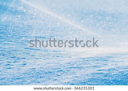 Beautiful Snow Background Shiny Snowy Wallpaper Stock Photo Edit