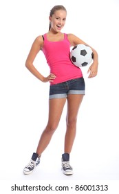 Magnificent words Soccer teen girl sexy are not