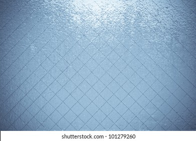 Beautiful soft glass for texture or background.