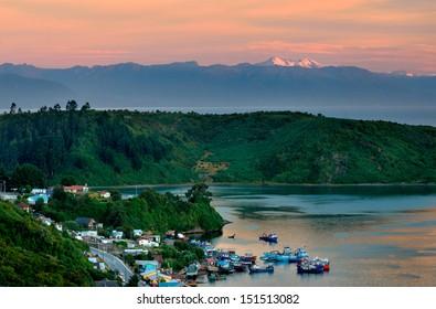 Beautiful South of Chile