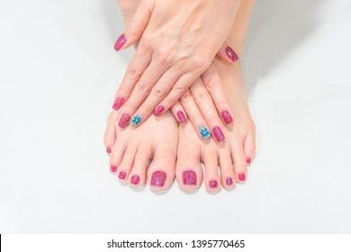Fingernail Images, Stock Photos & Vectors | Shutterstock