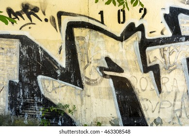 Graphic design templates stock photos images photography beautiful street art of graffiti abstract color creative drawing fashion on walls of city maxwellsz