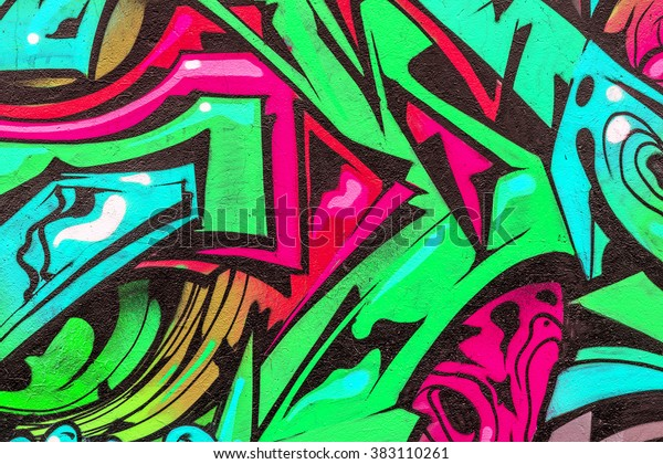 Beautiful Street Art Graffiti Abstract Creative