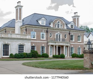 Beautiful, stunning homes in Charlotte, North Carolina, architecture, real estate photography