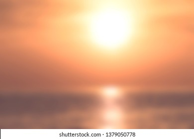 beautiful summer blurry backgrounds sunset.natural colors.