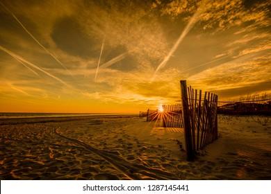 A beautiful sunset in Hilton Head Island, SC
