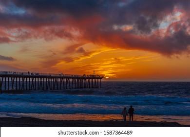 Hermosa Beach Pier Images Stock Photos Vectors Shutterstock