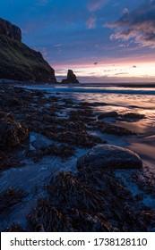 Beautiful Sunset at Talisker Bay