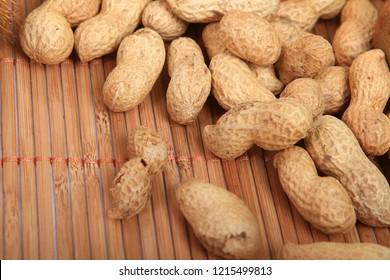 beautiful and tasty peanuts