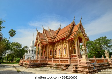 The beautiful temple of Thailand.